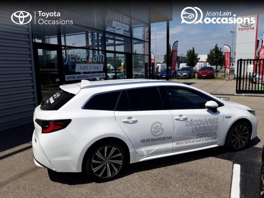 TOYOTA COROLLA TOURING SPORTS HYBRIDE MY21 Corolla Touring Sports Hybride 122h Design 11/06/2021                                                      en vente à Valence - Image n°4