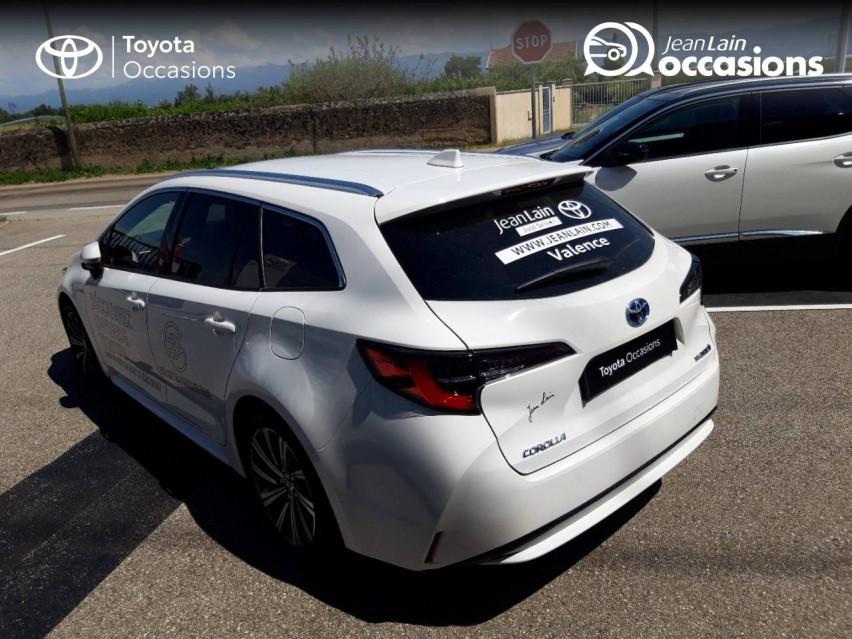 TOYOTA COROLLA TOURING SPORTS HYBRIDE MY21 Corolla Touring Sports Hybride 122h Design 11/06/2021                                                      en vente à Valence - Image n°5