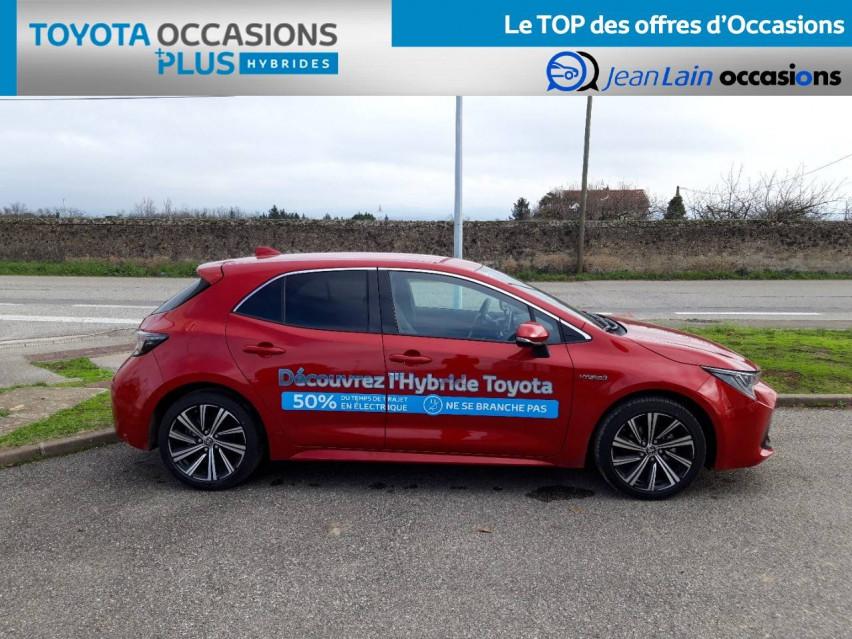TOYOTA COROLLA HYBRIDE Corolla Hybride 122h Design 21/12/2020                                                      en vente à Valence - Image n°4