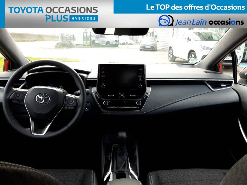 TOYOTA COROLLA HYBRIDE Corolla Hybride 122h Design 21/12/2020                                                      en vente à Valence - Image n°18
