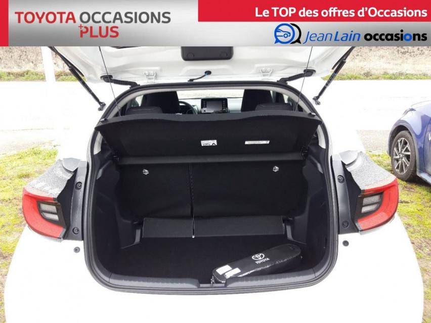 TOYOTA YARIS NOUVELLE Yaris 70 VVT-i Design 21/12/2020                                                      en vente à Valence - Image n°10