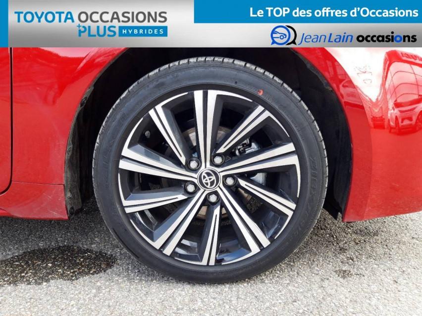 TOYOTA COROLLA HYBRIDE Corolla Hybride 122h Design 21/12/2020                                                      en vente à Valence - Image n°9