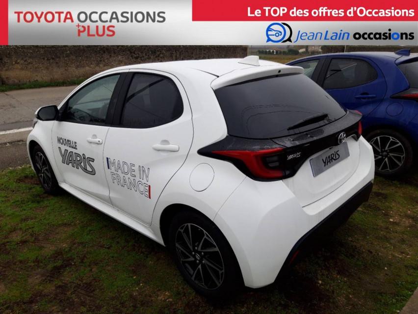 TOYOTA YARIS NOUVELLE Yaris 70 VVT-i Design 21/12/2020                                                      en vente à Valence - Image n°7