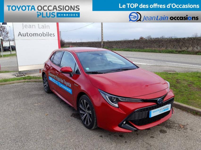 TOYOTA COROLLA HYBRIDE Corolla Hybride 122h Design 21/12/2020                                                      en vente à Valence - Image n°3