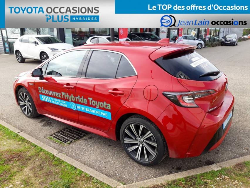 TOYOTA COROLLA HYBRIDE Corolla Hybride 122h Design 21/12/2020                                                      en vente à Valence - Image n°7