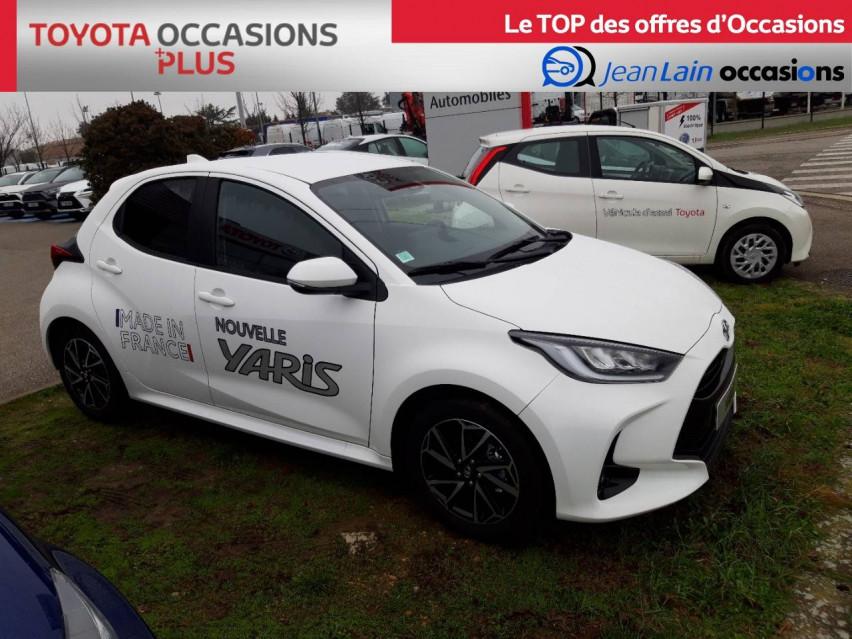TOYOTA YARIS NOUVELLE Yaris 70 VVT-i Design 21/12/2020                                                      en vente à Valence - Image n°3