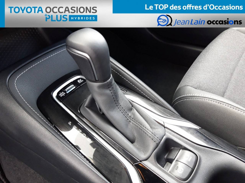 TOYOTA COROLLA HYBRIDE Corolla Hybride 122h Design 21/12/2020                                                      en vente à Valence - Image n°13