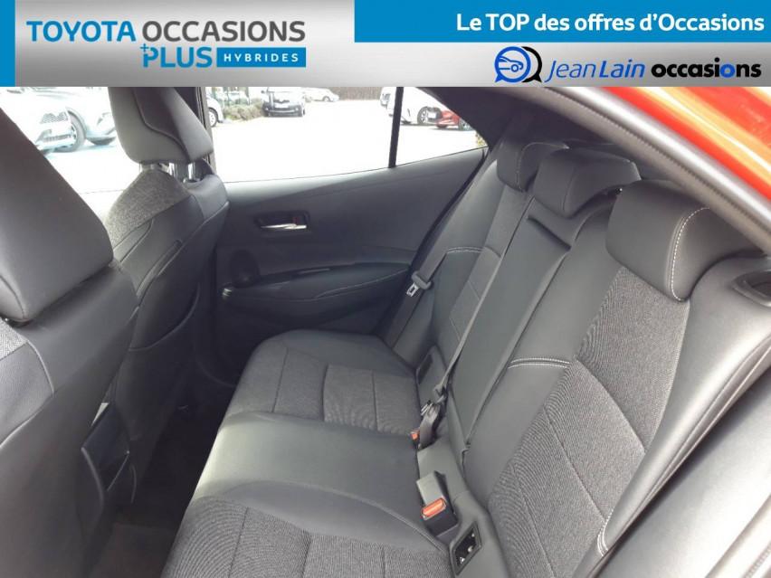 TOYOTA COROLLA HYBRIDE Corolla Hybride 122h Design 21/12/2020                                                      en vente à Valence - Image n°17