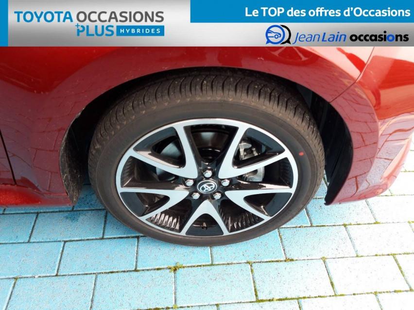 TOYOTA YARIS HYBRIDE NOUVELLE Yaris Hybride 116h Collection 31/12/2020                                                      en vente à Valence - Image n°9