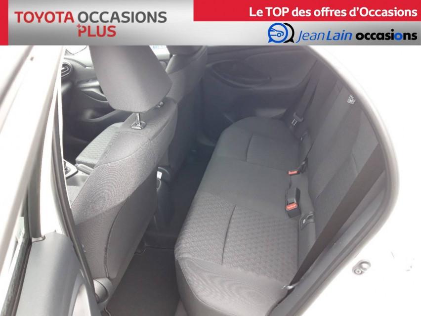 TOYOTA YARIS NOUVELLE Yaris 70 VVT-i Design 21/12/2020                                                      en vente à Valence - Image n°17