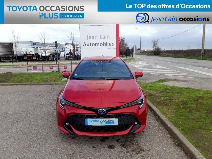 TOYOTA COROLLA HYBRIDE Corolla Hybride 122h Design 21/12/2020                                                      en vente à Valence - Image n°2