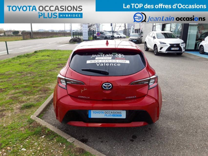 TOYOTA COROLLA HYBRIDE Corolla Hybride 122h Design 21/12/2020                                                      en vente à Valence - Image n°6