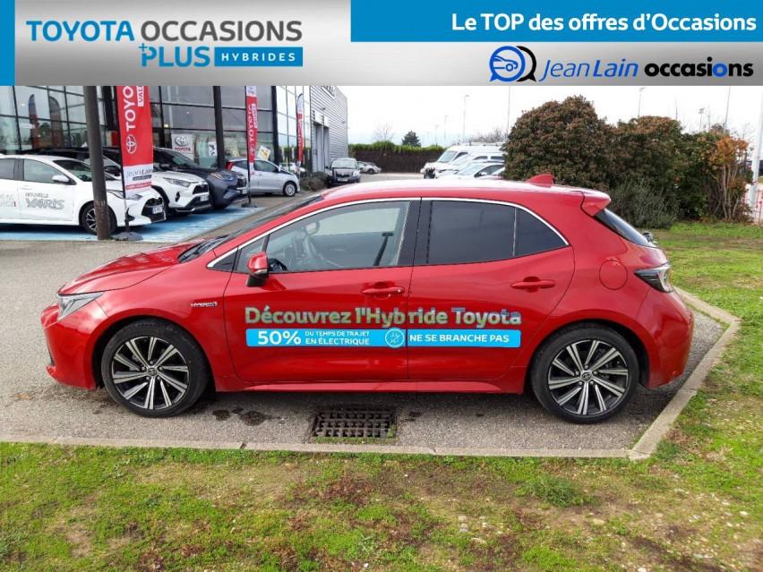 TOYOTA COROLLA HYBRIDE Corolla Hybride 122h Design 21/12/2020                                                      en vente à Valence - Image n°8