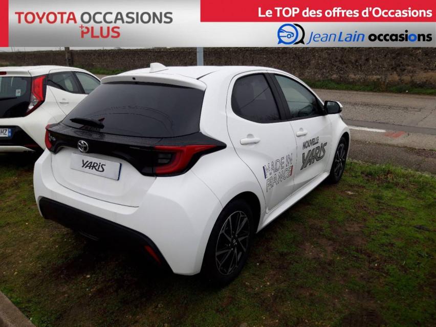 TOYOTA YARIS NOUVELLE Yaris 70 VVT-i Design 21/12/2020                                                      en vente à Valence - Image n°5
