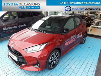 TOYOTA YARIS HYBRIDE NOUVELLE Yaris Hybride 116h Collection 31/12/2020 en vente à Valence