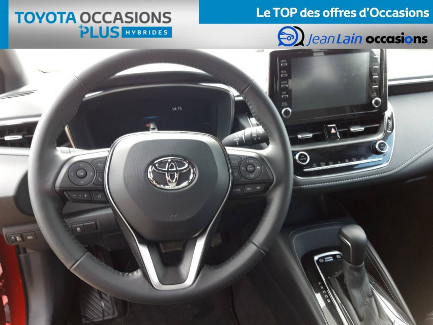 TOYOTA COROLLA HYBRIDE Corolla Hybride 122h Design 21/12/2020                                                      en vente à Valence - Image n°11