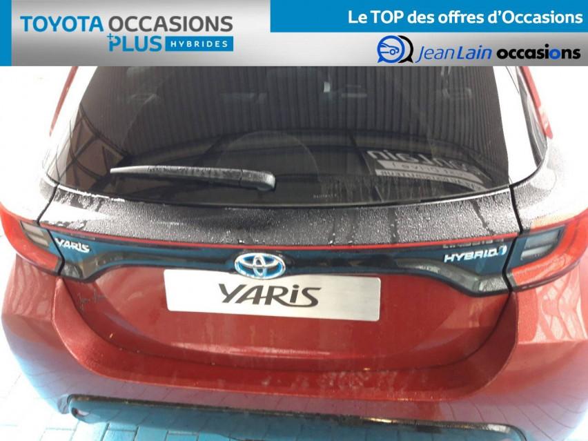 TOYOTA YARIS HYBRIDE NOUVELLE Yaris Hybride 116h Collection 31/12/2020                                                      en vente à Valence - Image n°6