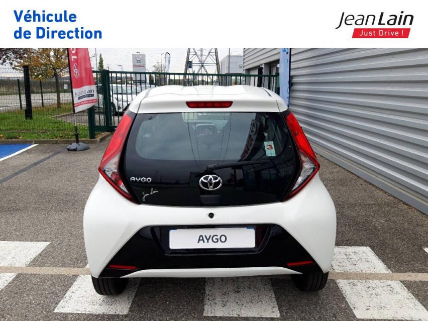 TOYOTA AYGO MY20 Aygo 1.0 VVT-i x-shift x-play 13/10/2020                                                      en vente à Valence - Image n°6