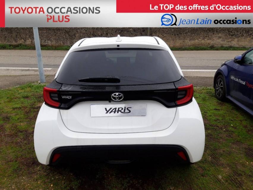 TOYOTA YARIS NOUVELLE Yaris 70 VVT-i Design 21/12/2020                                                      en vente à Valence - Image n°6