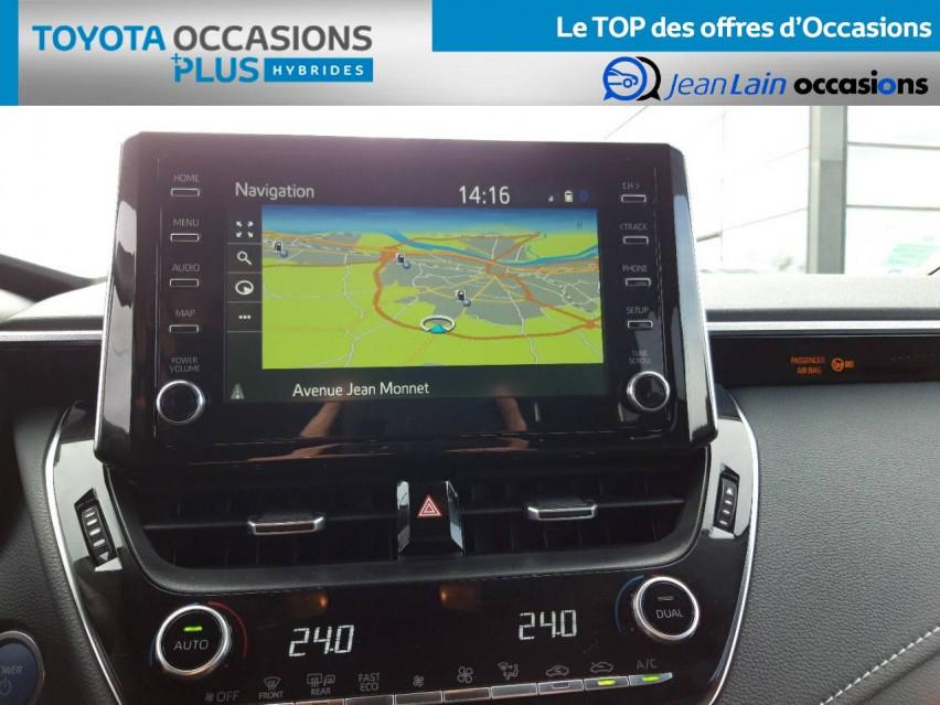 TOYOTA COROLLA HYBRIDE Corolla Hybride 122h Design 21/12/2020                                                      en vente à Valence - Image n°15