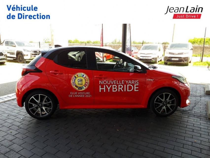 TOYOTA YARIS HYBRIDE NOUVELLE Yaris Hybride 116h Première 07/04/2021                                                      en vente à Valence - Image n°4