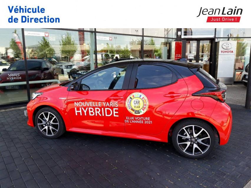 TOYOTA YARIS HYBRIDE NOUVELLE Yaris Hybride 116h Première 07/04/2021                                                      en vente à Valence - Image n°8