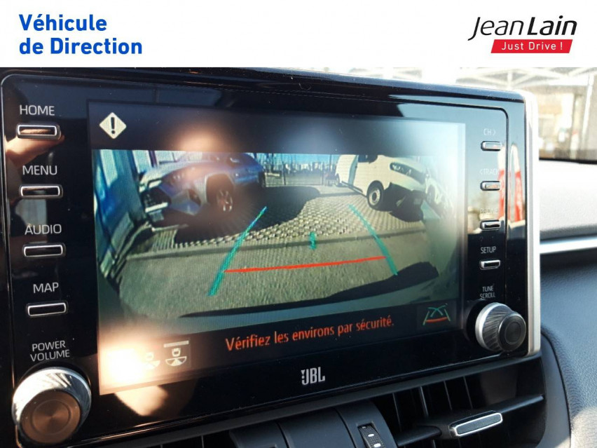 TOYOTA RAV4 HYBRIDE RAV4 Hybride 222 ch AWD-i Collection 24/02/2021                                                      en vente à Valence - Image n°16