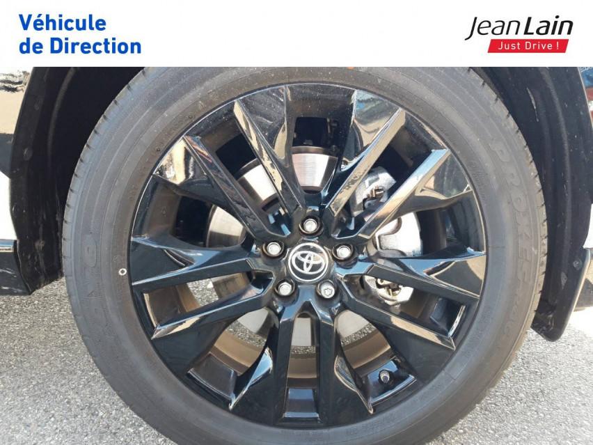 TOYOTA RAV4 HYBRIDE RAV4 Hybride 222 ch AWD-i Collection 24/02/2021                                                      en vente à Valence - Image n°9