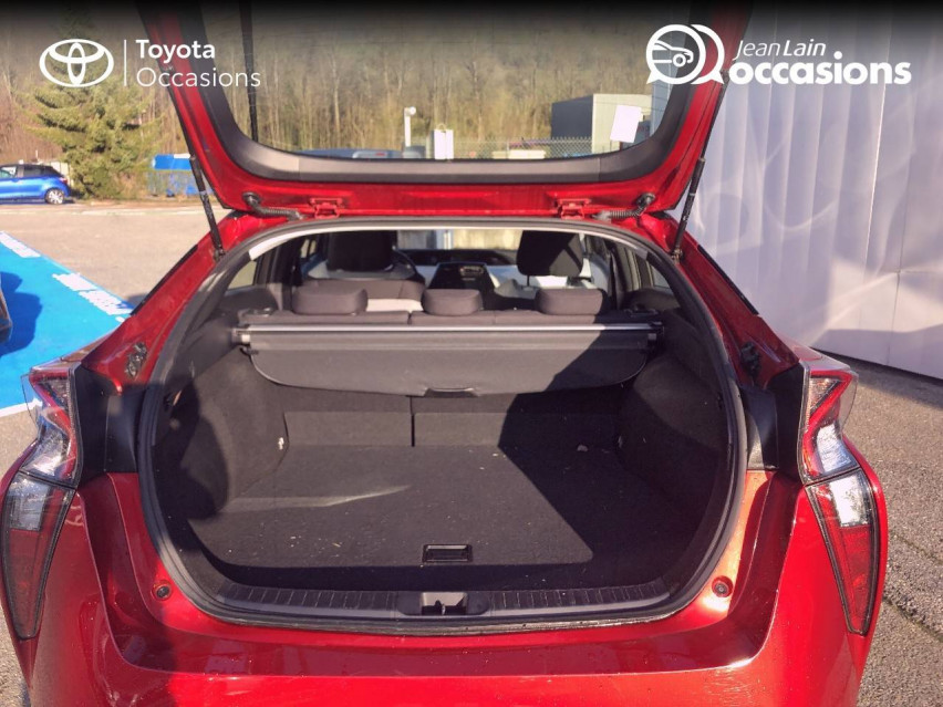 TOYOTA PRIUS Prius Hybride Lounge 01/08/2016                                                      en vente à Albertville - Image n°10