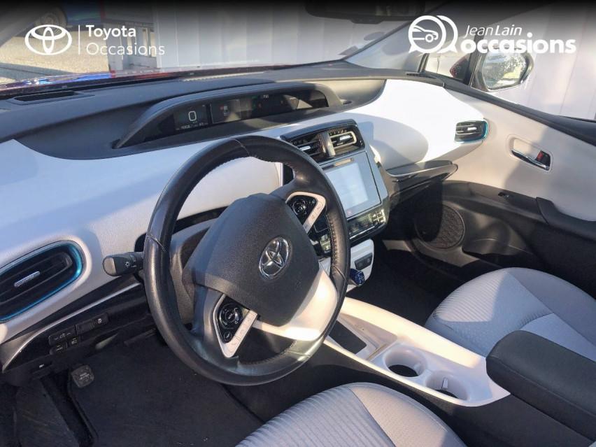 TOYOTA PRIUS Prius Hybride Lounge 01/08/2016                                                      en vente à Albertville - Image n°11
