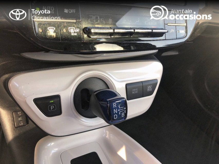 TOYOTA PRIUS Prius Hybride Lounge 01/08/2016                                                      en vente à Albertville - Image n°13