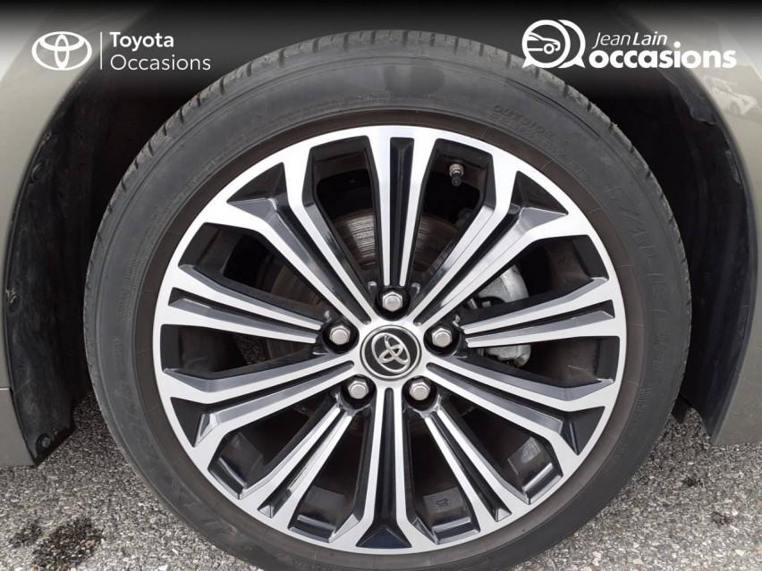 TOYOTA COROLLA TOURING SPORTS HYBRIDE MY20 Corolla Touring Sports Hybride 122h Design 27/02/2020                                                      en vente à Chatuzange-le-Goubet - Image n°9