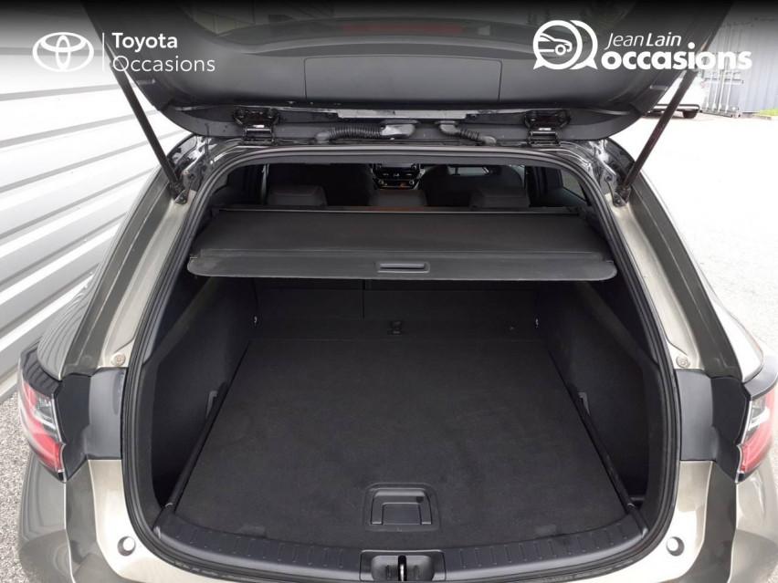 TOYOTA COROLLA TOURING SPORTS HYBRIDE MY20 Corolla Touring Sports Hybride 122h Design 27/02/2020                                                      en vente à Chatuzange-le-Goubet - Image n°10