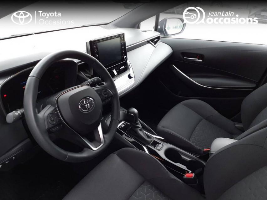 TOYOTA COROLLA TOURING SPORTS HYBRIDE MY20 Corolla Touring Sports Hybride 122h Design 27/02/2020                                                      en vente à Chatuzange-le-Goubet - Image n°11