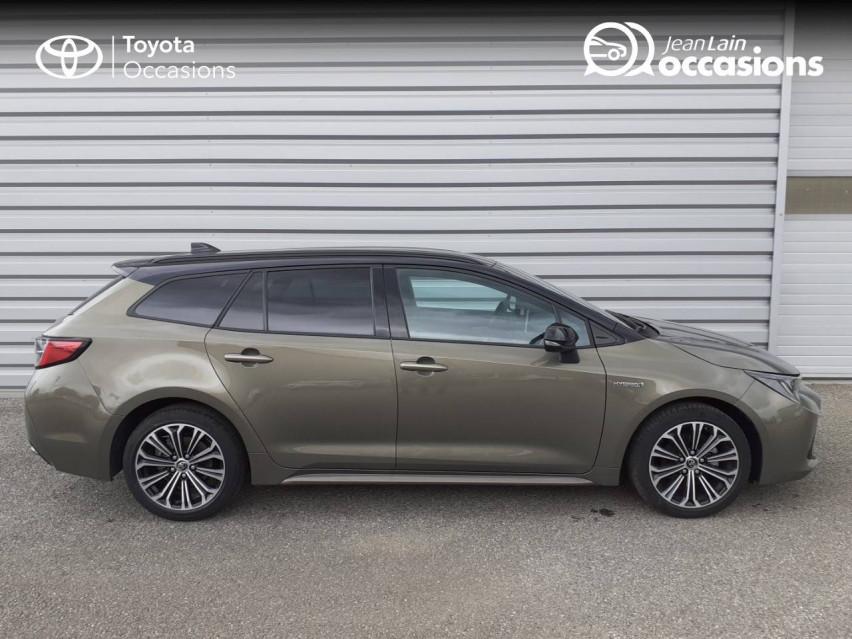 TOYOTA COROLLA TOURING SPORTS HYBRIDE MY20 Corolla Touring Sports Hybride 122h Design 27/02/2020                                                      en vente à Chatuzange-le-Goubet - Image n°4