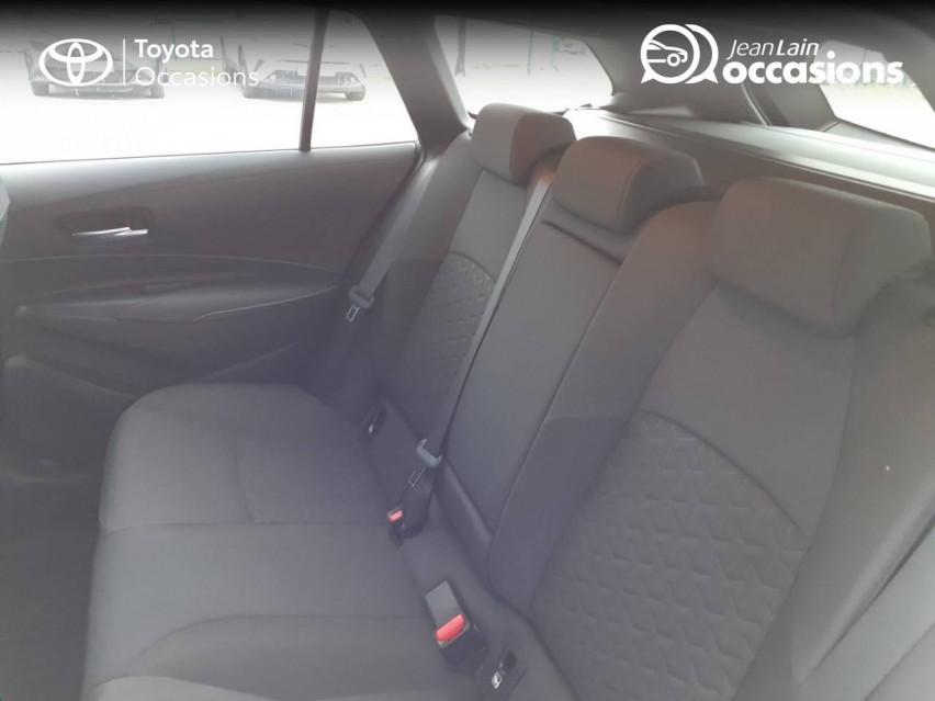 TOYOTA COROLLA TOURING SPORTS HYBRIDE MY20 Corolla Touring Sports Hybride 122h Design 27/02/2020                                                      en vente à Chatuzange-le-Goubet - Image n°17