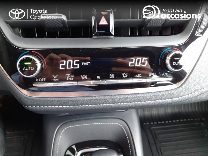 TOYOTA COROLLA TOURING SPORTS HYBRIDE MY20 Corolla Touring Sports Hybride 122h Design 27/02/2020                                                      en vente à Chatuzange-le-Goubet - Image n°14