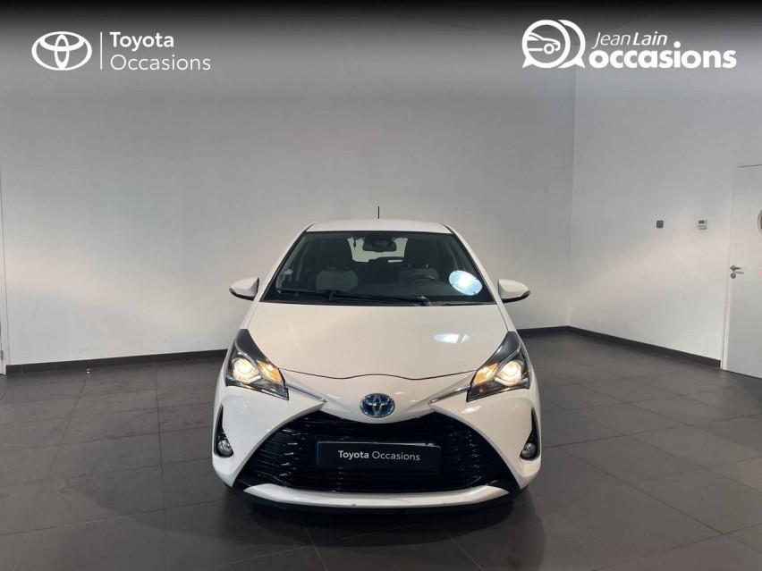 TOYOTA YARIS HYBRIDE MC2 Yaris Hybride 100h Dynamic 15/05/2018                                                      en vente à Meythet - Image n°2