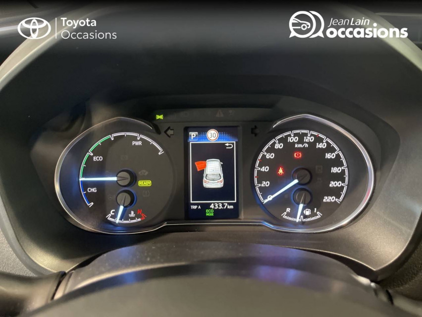 TOYOTA YARIS HYBRIDE MC2 Yaris Hybride 100h Dynamic 15/05/2018                                                      en vente à Meythet - Image n°15
