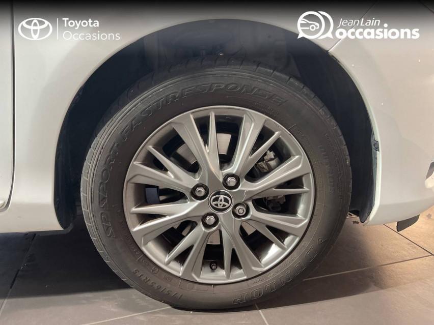 TOYOTA YARIS HYBRIDE MC2 Yaris Hybride 100h Dynamic 15/05/2018                                                      en vente à Meythet - Image n°9