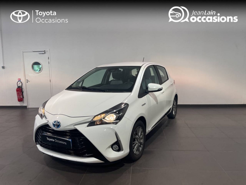 TOYOTA YARIS HYBRIDE MC2 Yaris Hybride 100h Dynamic 15/05/2018                                                      en vente à Meythet - Image n°1