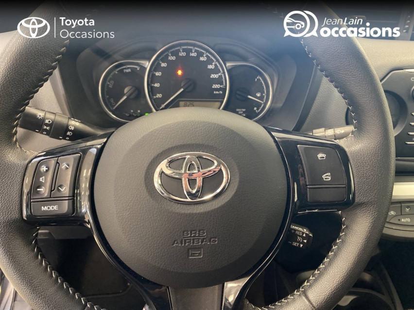 TOYOTA YARIS HYBRIDE MY19 Yaris Hybride 100h France Business 16/07/2019                                                      en vente à Seyssinet-Pariset - Image n°12