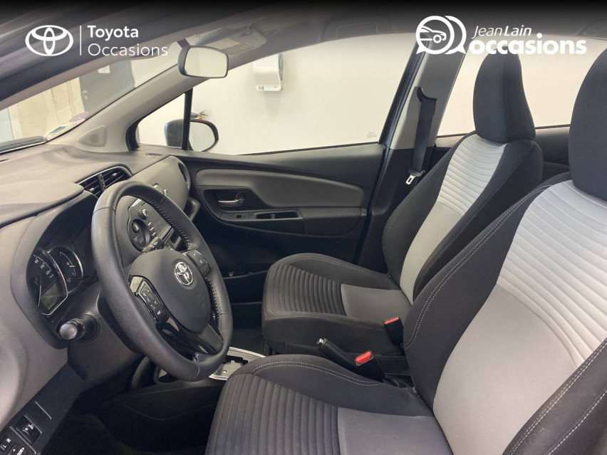 TOYOTA YARIS HYBRIDE MY19 Yaris Hybride 100h France Business 16/07/2019                                                      en vente à Seyssinet-Pariset - Image n°11