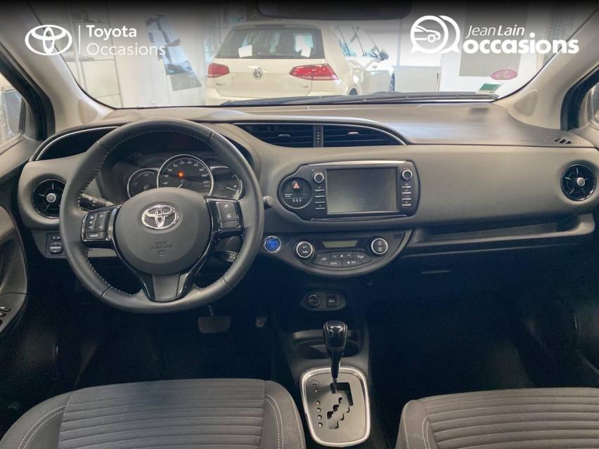TOYOTA YARIS HYBRIDE MY19 Yaris Hybride 100h France Business 16/07/2019                                                      en vente à Seyssinet-Pariset - Image n°18