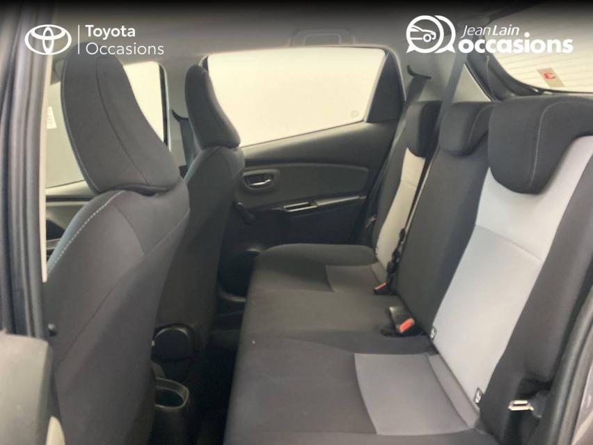 TOYOTA YARIS HYBRIDE MY19 Yaris Hybride 100h France Business 16/07/2019                                                      en vente à Seyssinet-Pariset - Image n°17