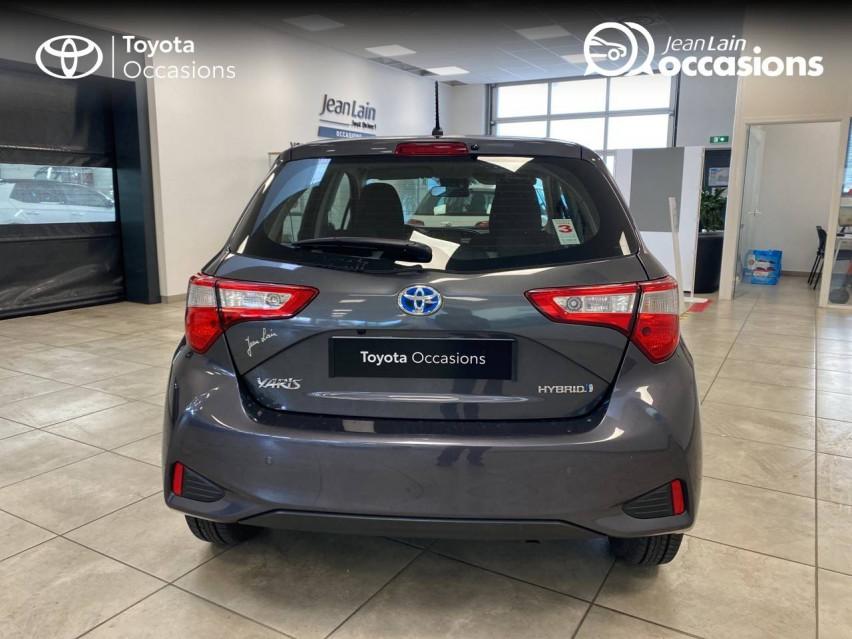 TOYOTA YARIS HYBRIDE MY19 Yaris Hybride 100h France Business 16/07/2019                                                      en vente à Seyssinet-Pariset - Image n°6