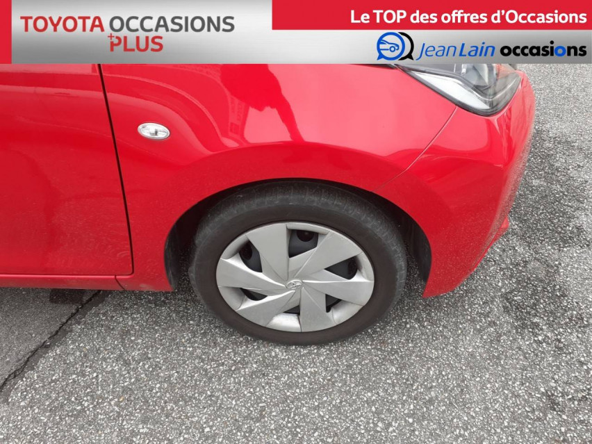 TOYOTA AYGO Aygo 1.0 VVT-i x-red 14/11/2017                                                      en vente à Crolles - Image n°9