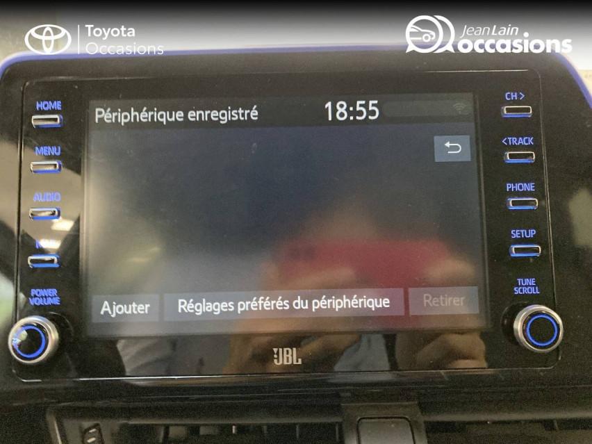 TOYOTA C-HR HYBRIDE MC19 C-HR Hybride 2.0L Graphic 23/01/2020                                                      en vente à La Motte-Servolex - Image n°16