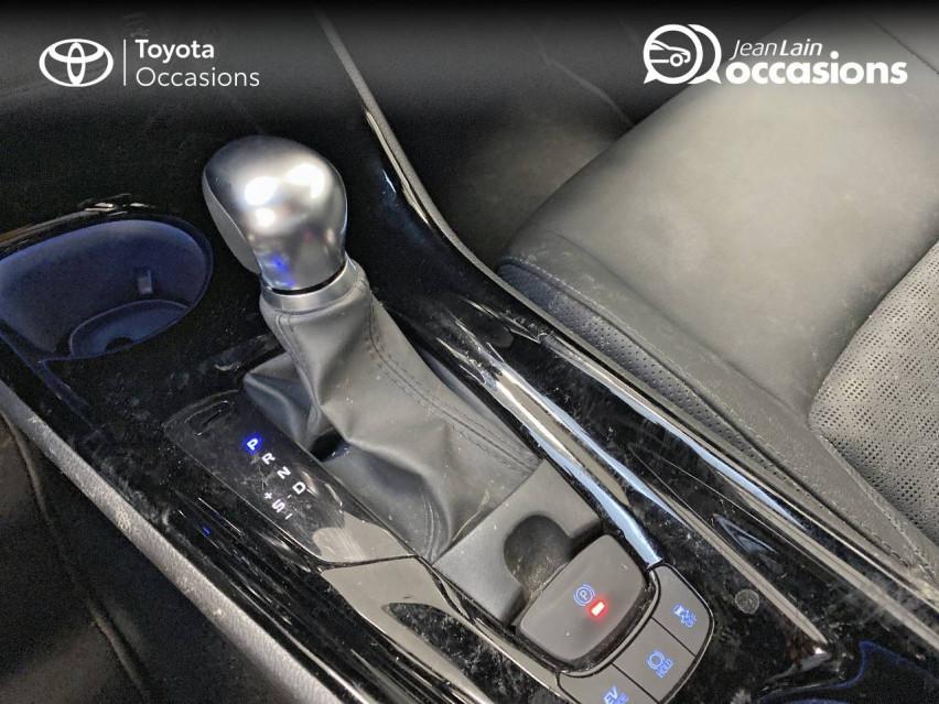 TOYOTA C-HR HYBRIDE MC19 C-HR Hybride 2.0L Graphic 23/01/2020                                                      en vente à La Motte-Servolex - Image n°13