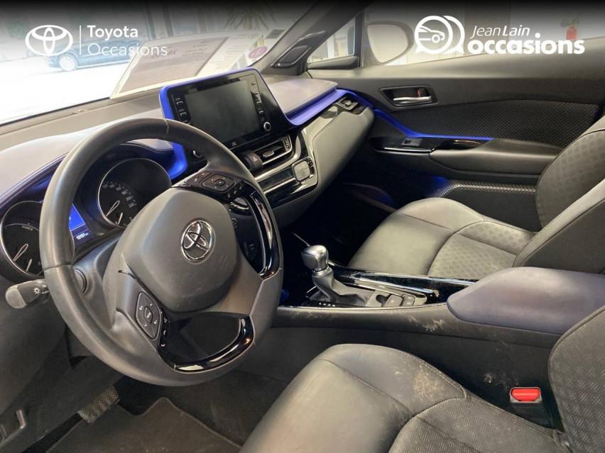 TOYOTA C-HR HYBRIDE MC19 C-HR Hybride 2.0L Graphic 23/01/2020                                                      en vente à La Motte-Servolex - Image n°11